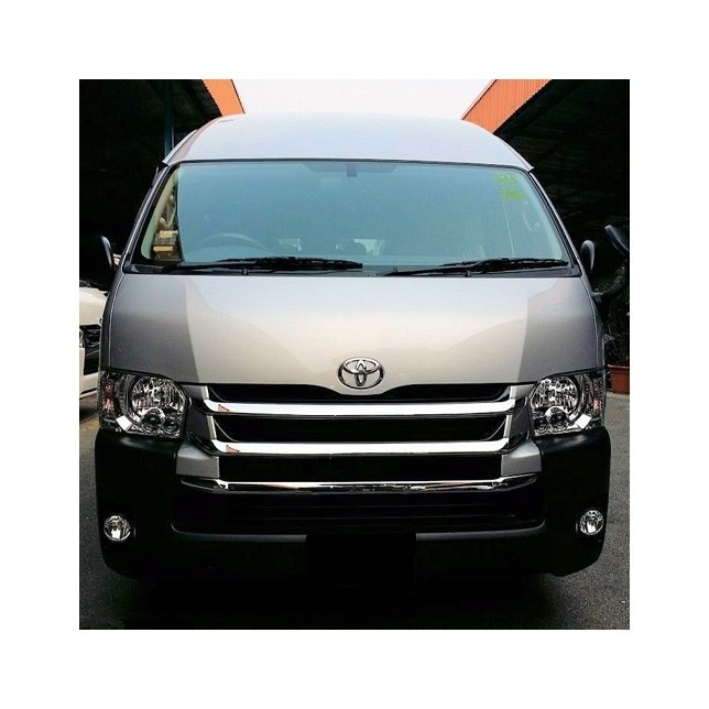 The Toyota Hiace 2019 Review