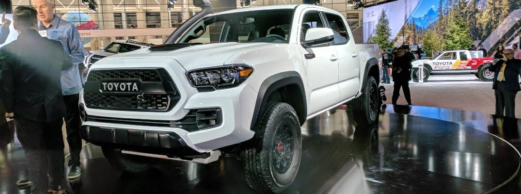 Toyota Tacoma 2019 Picture
