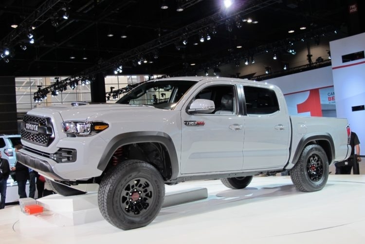 New Toyota Truck 2019 Picture