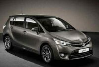 The Toyota Verso 2019 Release Date
