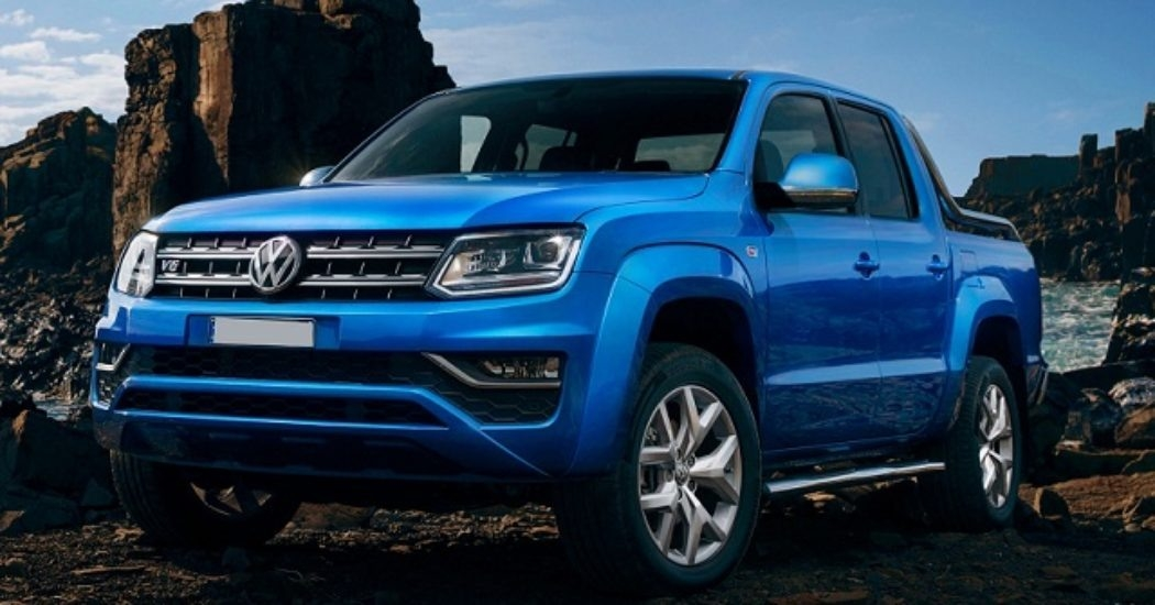 The Volkswagen Amarok 2019 Interior
