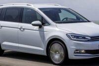 Best Volkswagen Touran 2019 First Drive