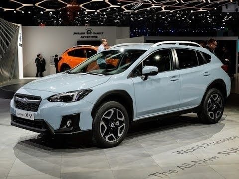 New Xv CRosstrek 2019 Redesign