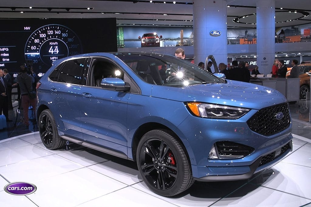 New Ford Edge 2019 Design New Release