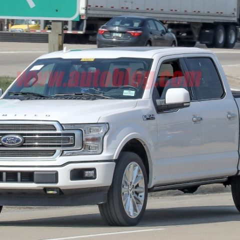 The Ford F150 2019 Spy Shoot