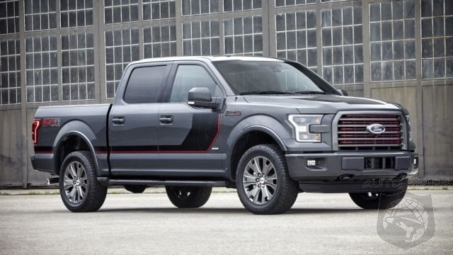 The Ford F150 2019 New Release