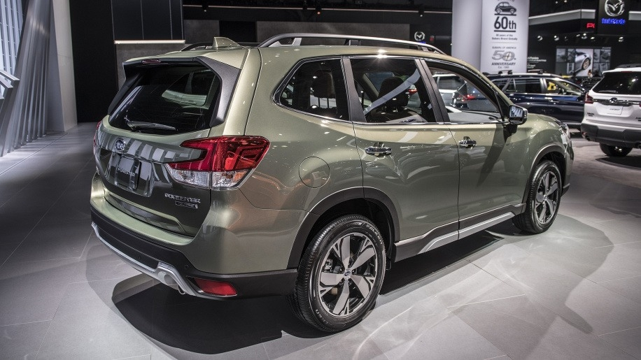 New Forester Subaru 2019 Price and Release date