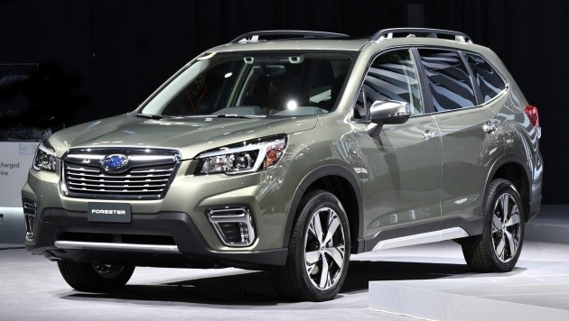 Forester Subaru 2019 New Review