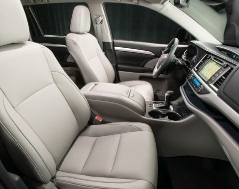 The Higlander 2019 Imagenes Interior New Review