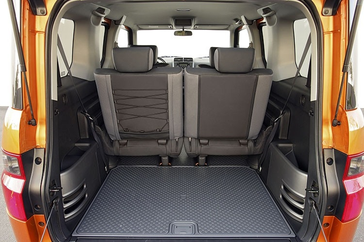 New Honda Element 2019 New Interior