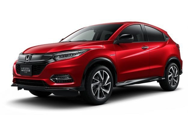 Honda Hr-V 2019 New Release