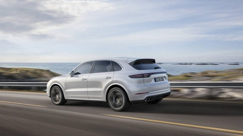 The Hybrid Suv 2019 Picture