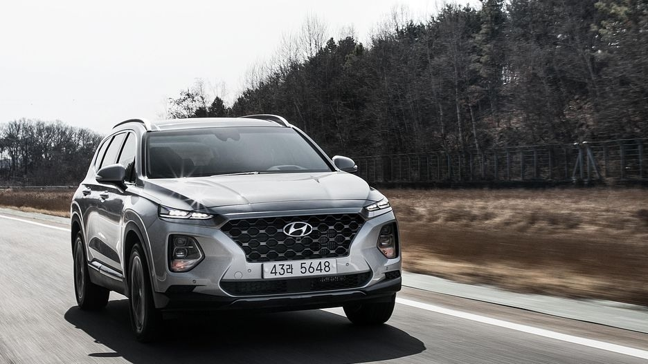 The Hyundai Santa Fe 2019 Specs and Review