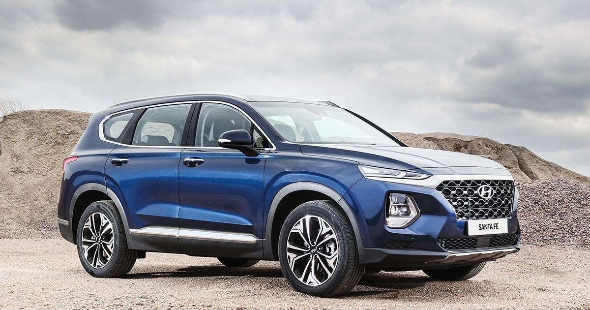 Best Hyundai Santa Fe 2019 First Drive