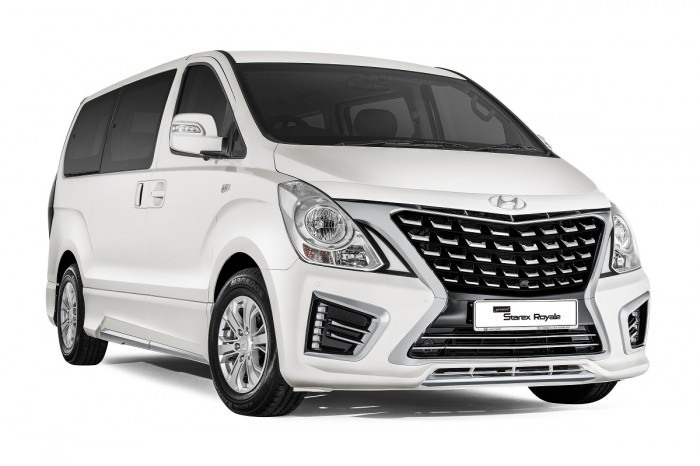 The Hyundai Starex 2019 Review and Specs