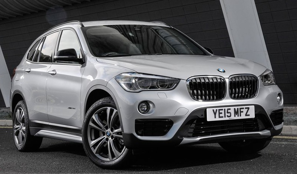 Images 2019 BMW X1 Redesign and Price