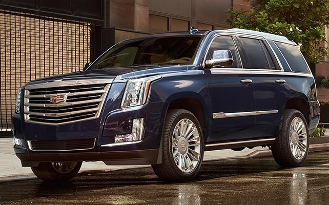 Images Of 2019 Cadillac Escalade First Drive