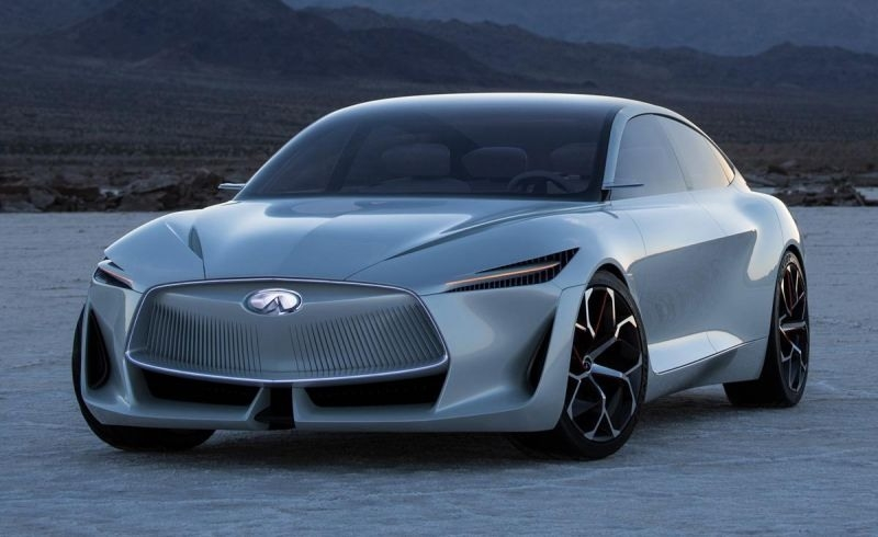 The Infiniti 2019 Models Redesign