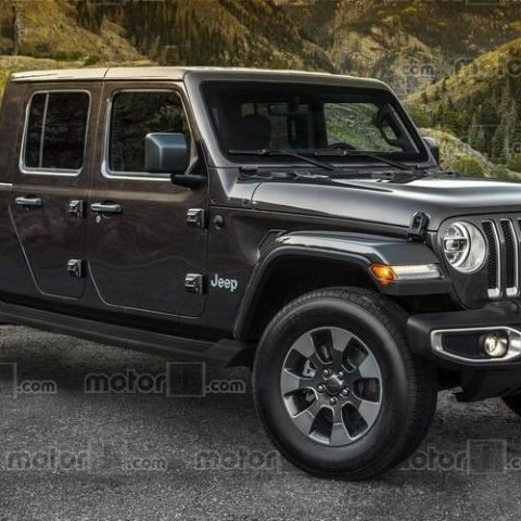 New Jeep 2019 Wrangler Interior