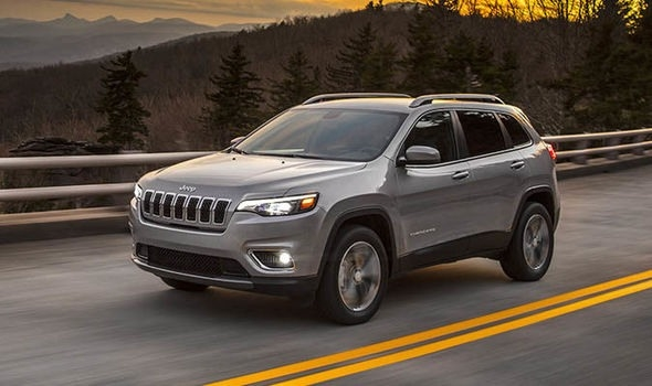 New Jeep Cherokee 2019 First Drive