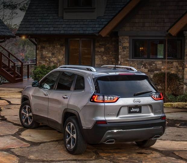 Jeep Cherokee 2019 Redesign and Price