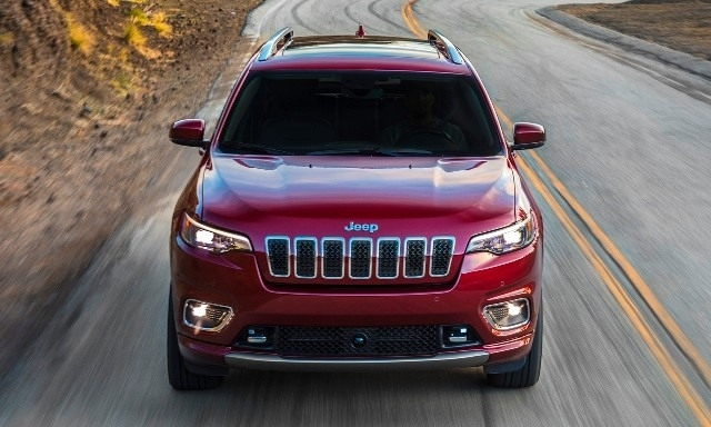 The Jeep Cherokee 2019S Concept