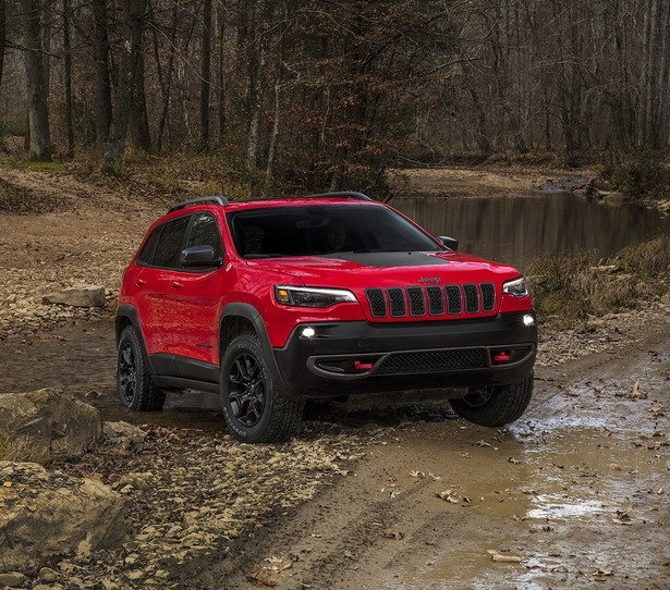 Jeep Cherokee Sport 2019 Overview