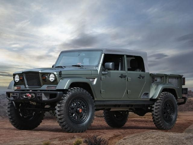 The Jeep Pickup 2019 Release Date