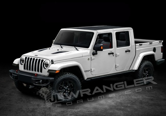 New Jeep Pickup 2019 Release Date