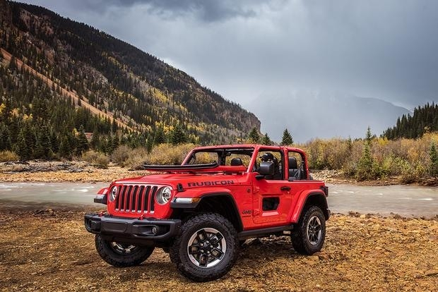 Jeep Wrangler 2019 Redesign Review