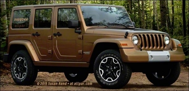 Best Jeep Wrangler 2019 Redesign Specs and Review