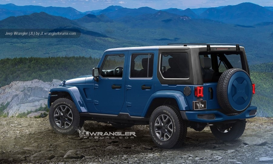 Best Jeep Wrangler 2019 New Review