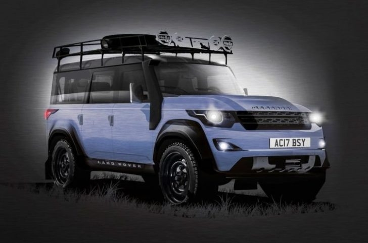 New Landrover 2019 New Release
