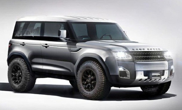 New Landrover 2019 Release date and Specs