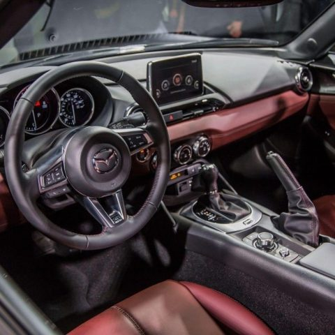 The Mazda Miata 2019 Interior Redesign and Price