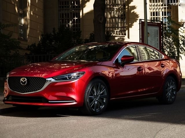 The Mazda6 2019 New Release