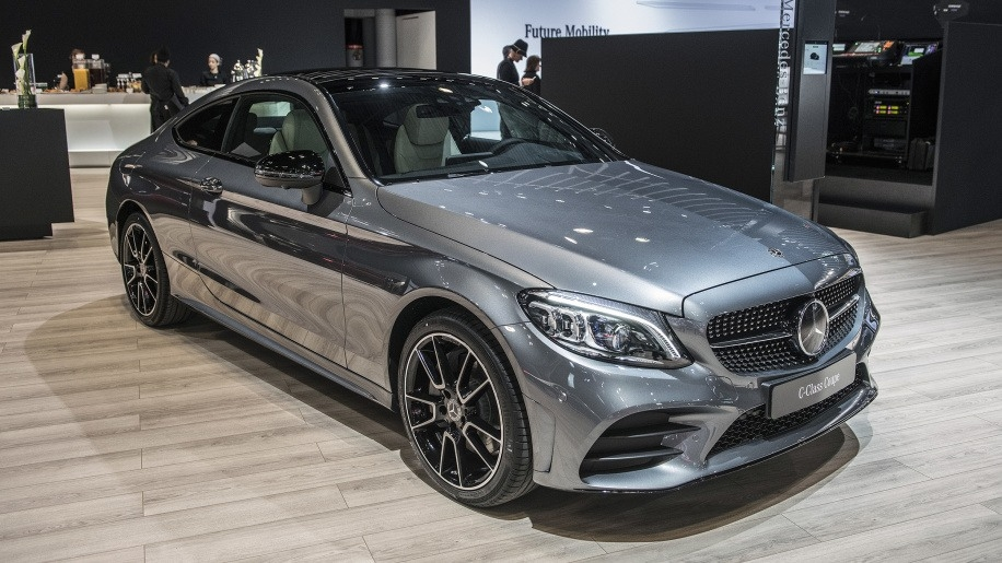 Mercedes Benz C Class Coupe 2019 Concept, Redesign and ...