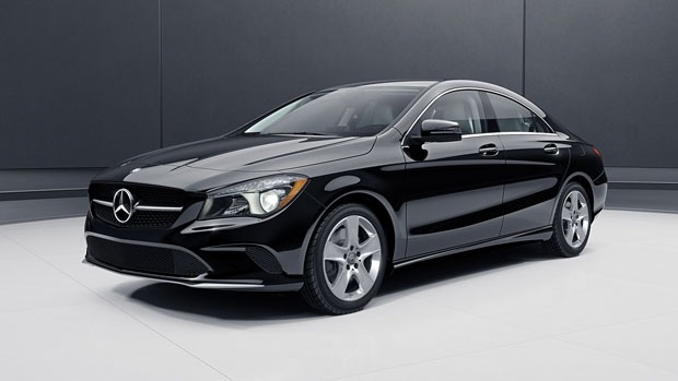 The Mercedes Cla 250 New Release
