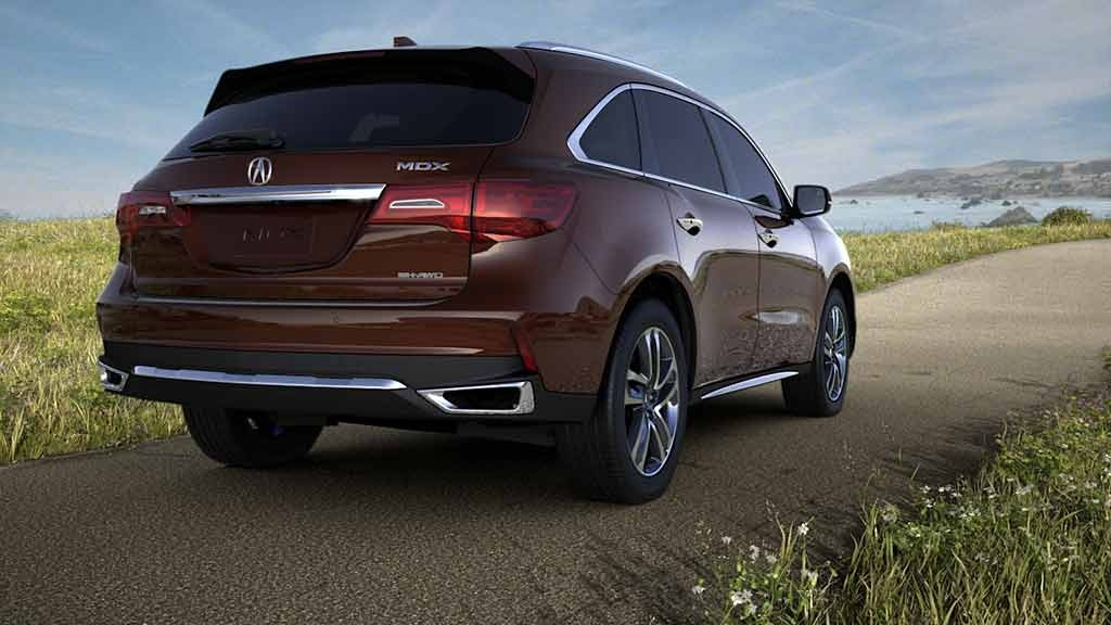 New 2018 Acura Mdx New Review