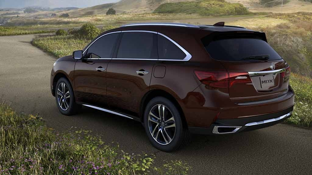 New 2018 Acura Mdx New Release