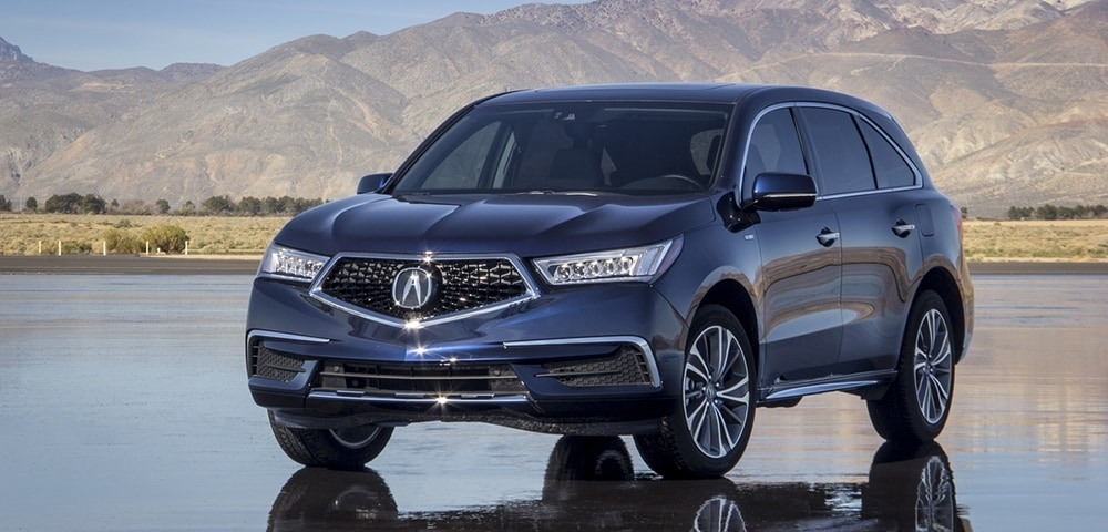 The 2018 Acura Mdx First Drive