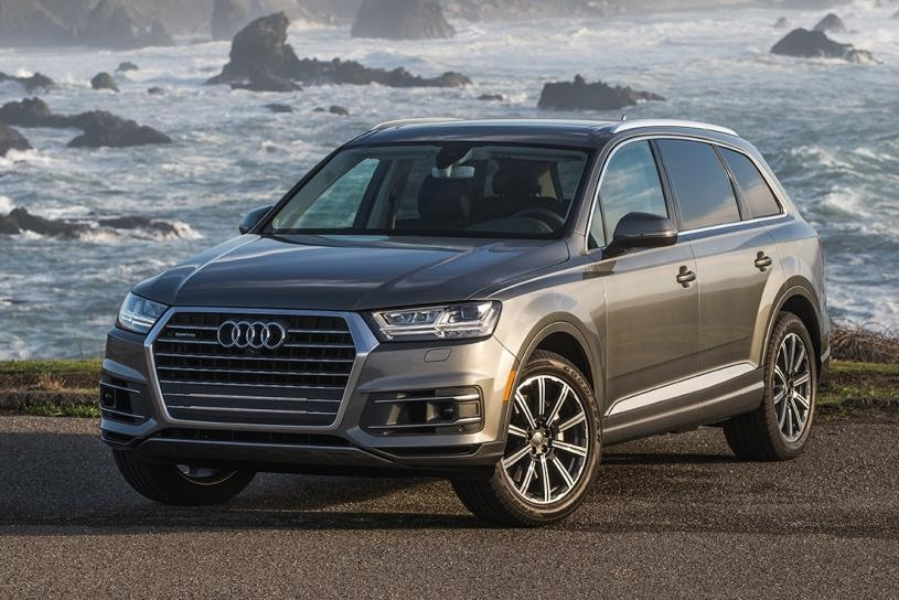 The 2018 Audi Q7 New Release
