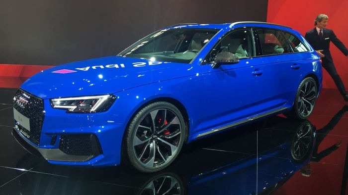 Best 2018 Audi Rs4 Overview