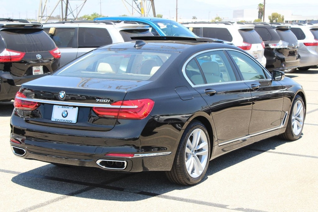 New 2018 BMW 7 Series Redesign