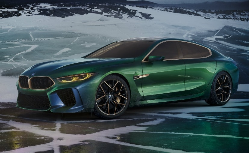 Best 2018 BMW M8 Review and Specs