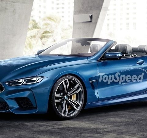 2018 BMW M8 New Release