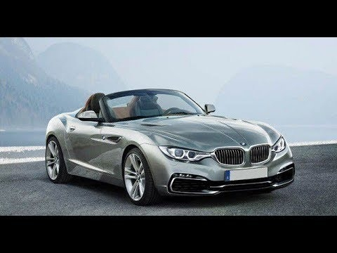 New 2018 BMW Z4 Roadster First Drive