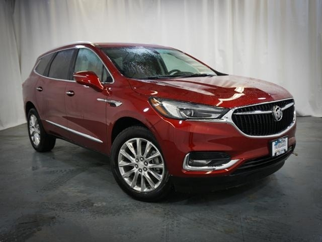 Best 2018 Buick Enclave Interior
