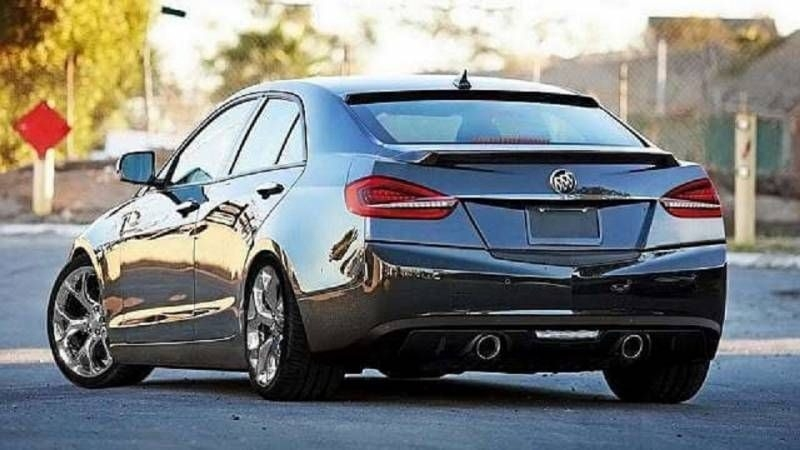 2018 Buick Grand National Gnxprice First Drive