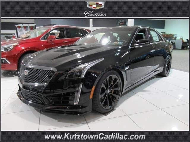 2018 Cadillac Cts V First Drive